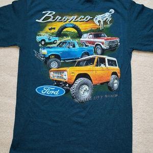 Ford licensed Bronco t-shirt